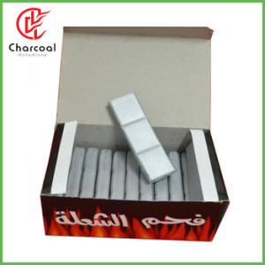 Hong Qiang Supply Fast Delivery Stick Silver Bamboo for Hookah Charcoal