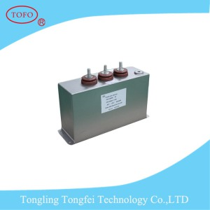 DC Impluse Capacitor Energy Storage Capacitor
