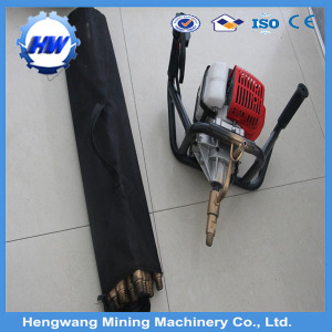 High Efficiency Backpack Portable Core Sampling Drill/Rock Drill for Geological Prospecting