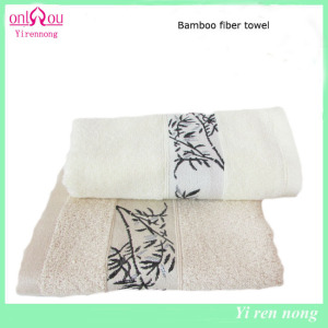 Bamboo Fiber Towel Very Soft Healthy Gift