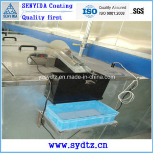 High Quality Powder Coating Machine for Degreasing