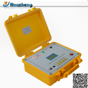 Best Selling 25mA 0.5kv~10kv Digital Insulation Resistance Megger Tester