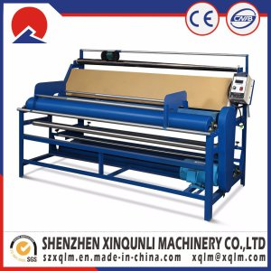 300mm Diameter Leatheroid / PVC Leather Cloth Rolling Machinery