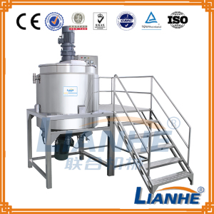 Ce Approved Liquid Soap/Shampoo/Detergent Making Mixing Machine