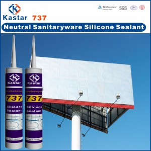 Good Sale High Quality Silicone Sealant (Kastar 737)