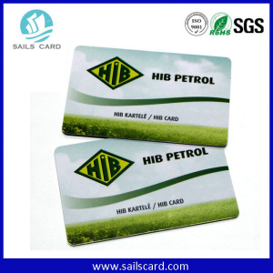 Cr80 Plastic Pre-Printing Blank Cards for Shopping