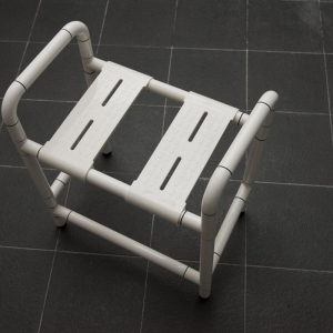 Bathroom Chair Shower Stool Handicapped/Disabled Bath Seat