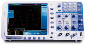 OWON 100MHz 2GS/s Deep Memory Digital Oscilloscope (SDS8102)