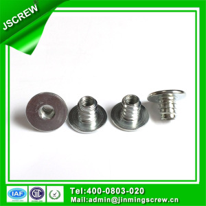 Customized Made M4 Furniture Nuts