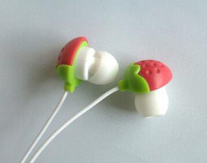 New Popular Silicone Earphone Rubber Cover