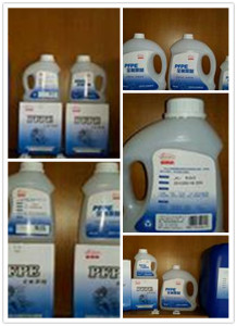 Perfluoropolyether Pfpe Base Oil for Pfpe Grease Luricant