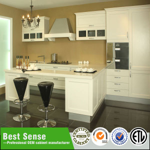 Guangzhou Project Wooden Kitchen Cabinet