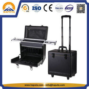 Hairdressing Case with Holders & Pouch (HB-3166)