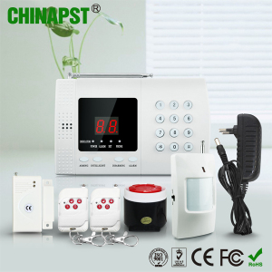 2017 Hot Home Alarm Wireless Security System (PST-TEL99E)