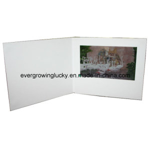 """Customized LCD Brochure for Advertising or Promotion (2.4"""", 4.3′′, 5′′, 7′′)"""