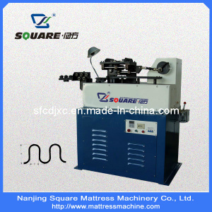 Automatic S-Shape Spring Forming Machine (QH2)