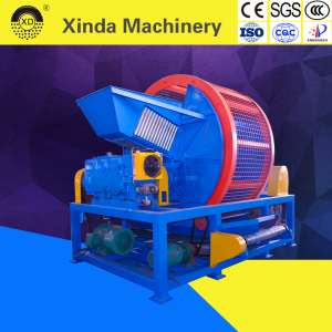 Zps-1300 Tire/Tyre Shredder New Condition Waste Tyre Recycling Machine