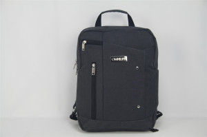 2017 New Fashion Simple Backpack with Business Laptop Bags