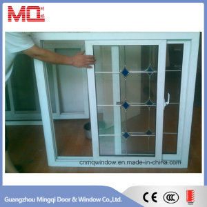 Ce Approved Double Glazing UPVC/PVC Sliding Window