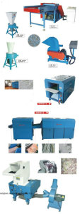 Recycle Foam/Fabric Machine &Filling Cushion and Backrest