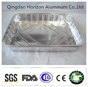 Cooking and Baking Aluminum Foil Container