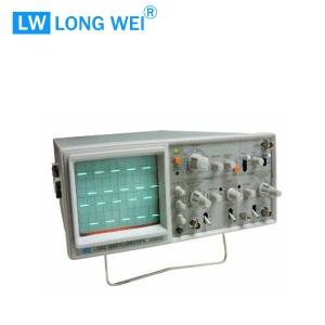 L50100 DC 100MHz Double Dual Channel Analog Oscilloscope