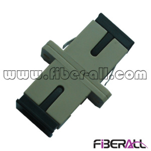 Sc mm Simplex Fiber Optic Adapter