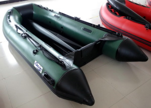 Small Leisure Boat (3.2m, Army green color)