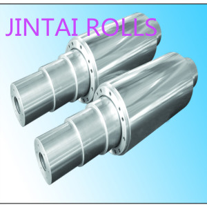 Alloy Rubber Machine Roller