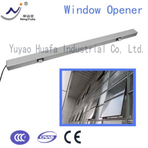 Double Chain Window Operator (ELectric)