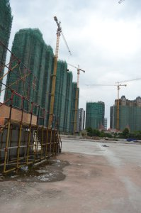 Construction Tower Crane Building Machinery