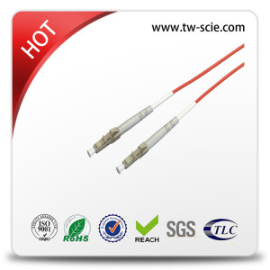 Duplex Fiber Optic LC-Sc Connector of Patch Cord