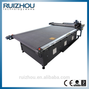 CNC Vibrating Knife Rubber Car Mat Manufacturing Machine