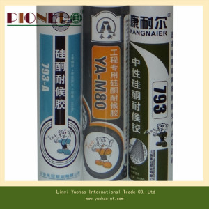 Non-Flammable Neutral Architectural Silicone Sealant
