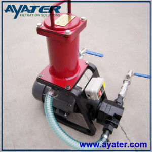 Blyj-6 Portable Used Engine Oil Purifier