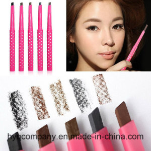 OEM 5 Color Waterproof Anti-Sweat Eyebrow Pencil