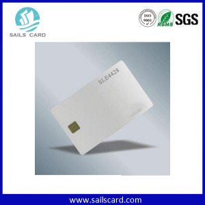 High Quality Cr80 85.6*54mm Printable Contact IC Card