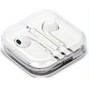 3.5mm Earpods for Apple iPhone Earphones with Mic and Remote