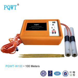 Full Automatic Underground Drinking Water Finder with Touch Screen