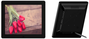 15.6-Inch Digital Photo Frame LCD Video Player
