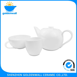 Chinese White Tea Set for Gift