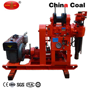 Factory Price 150m Portable Deep Rotary Core Drilling Machine