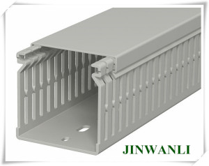 Open Slot UL PVC Wire Duct, Wire Duct, Wire Trunking