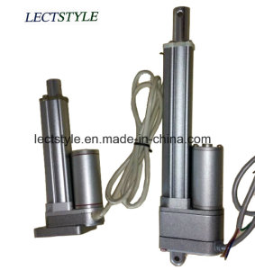 "12V 24VDC Heavy Duty Motorized Electric Linear Actuator with 1"", 4"", 6"", 12"", 18"", 26"" Stroke"