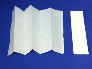 Compact Fold Hand Paper Towel to Australia Market 1ply