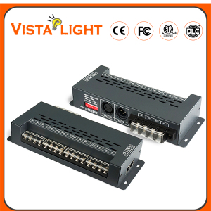 Easy to Operate DC5V-DC24V DMX Decoder Light LED Controller