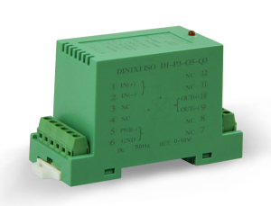 4-20mA to 0-10V Signal Conditioner with 3kv Isolation