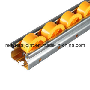 Galvanized Steel Frame Roller Track Equipments (R-4045A)
