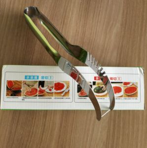 Stainless Steel Pawpaw Cutter for Fruit (VK16011)