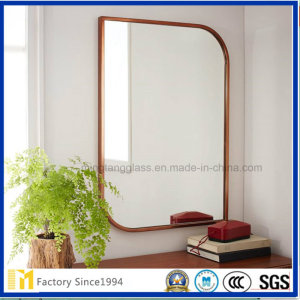 2-6mm Beautiful Frameless Silver Mirror, Furniture Mirror
